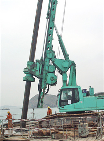 Cost-Effective Rotary Drilling Rigs | Foundation Tools