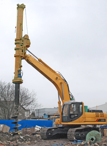 Piling Machines|Piling Tools|Accessories|Geotechnical
