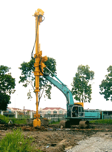 Piling Machines Piling Tools Accessories Geotechnical